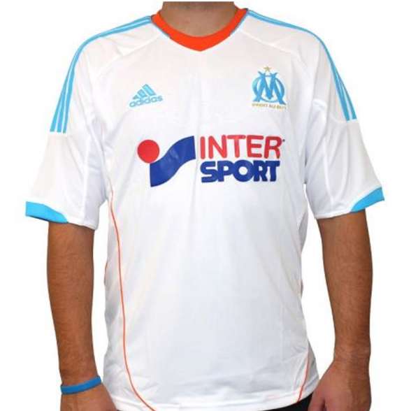 Olympique Marseille jersey 2012-2013