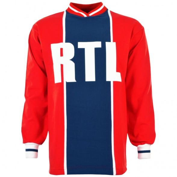 Paris 1974 Retro Shirt