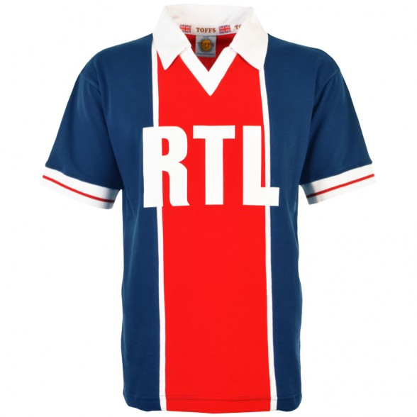 Paris 1981-82 Retro Shirt