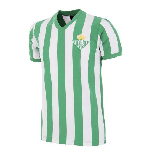 Real Betis 1976 - 77 Retro Football Shirt