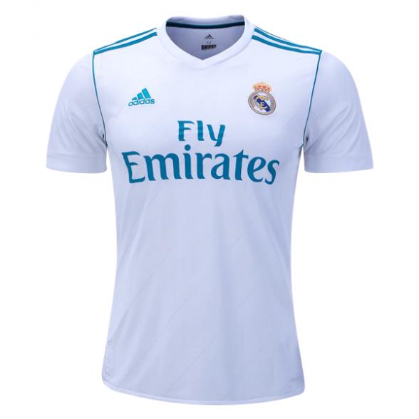 Real Madrid Retro Shirt 2017/2018 | Kid