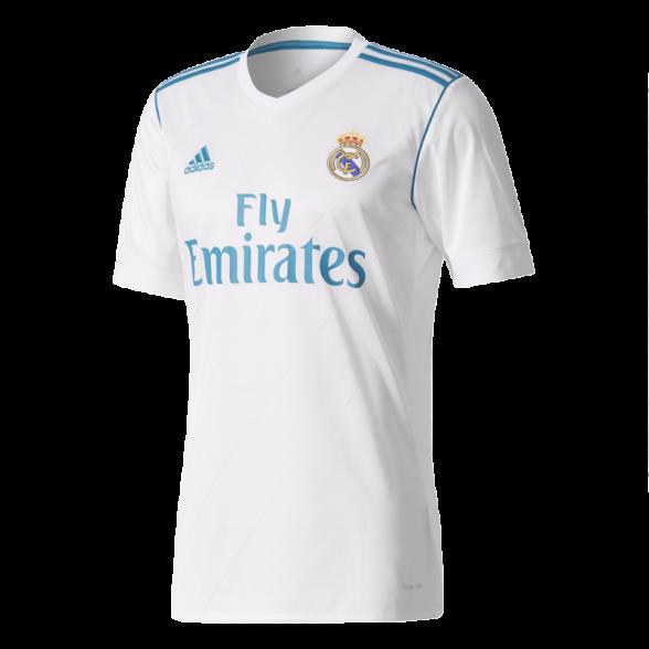b578741c9 Real Madrid Retro Shirt 2017 2018