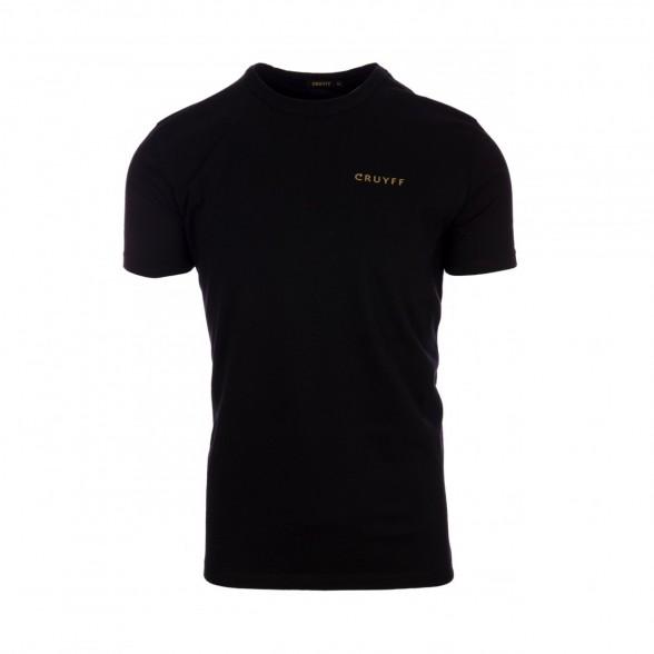 T-shirt Cruyff 14 Black / Gold