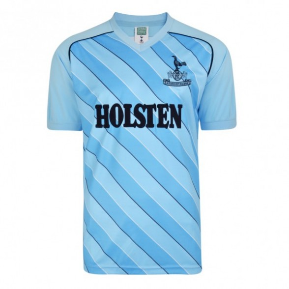 Tottenham Hotspur 1986/87 Retro Shirt Away