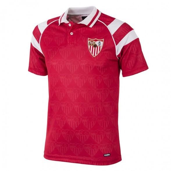 Sevilla FC 1992 - 93 Retro Shirt Away