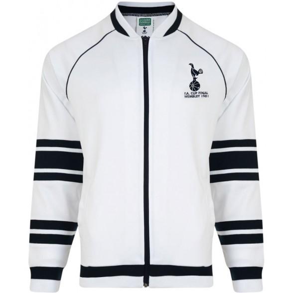 Tottenham Hotspur 1981 Retro Jacket
