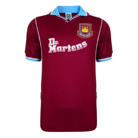 West Ham 1999/2000 Retro Shirt