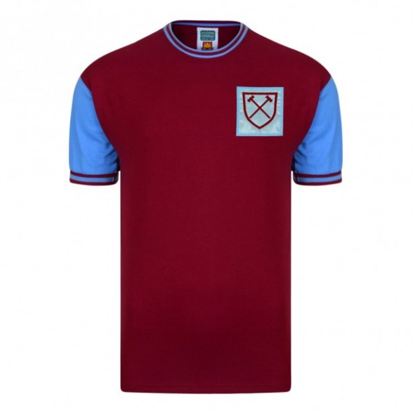 West Ham 1965/66 Retro Shirt