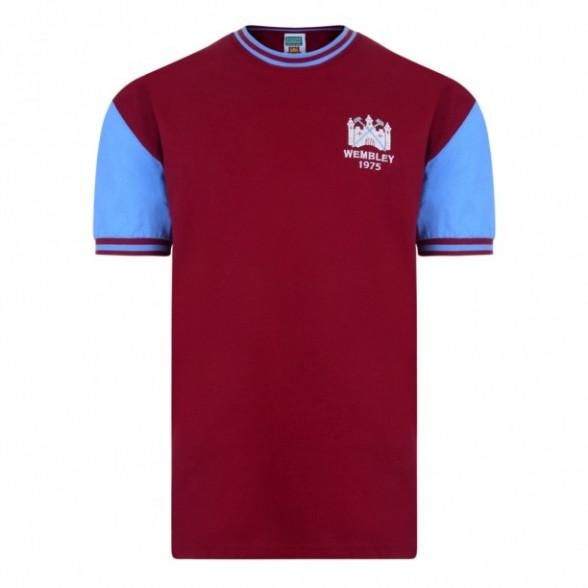 West Ham 1975 Retro Shirt
