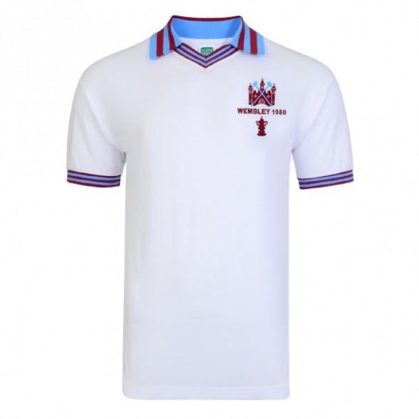 West Ham 1980 Retro Shirt