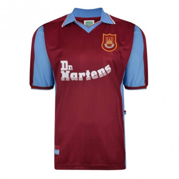 West Ham 1997/98 Retro Shirt