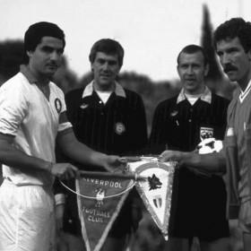 AS Roma 1984 football shirt