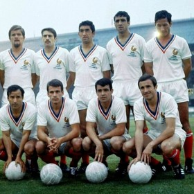 France 1966 Retro Shirt Away