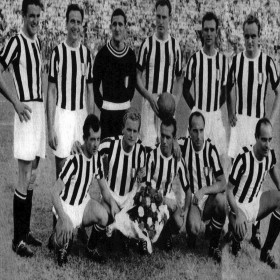 Juventus 1952/53 Retro Shirt