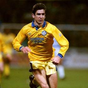 Leeds United 1992 football shirt