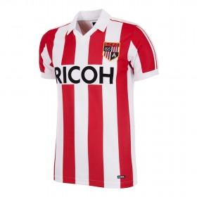 Stoke City FC 1981-83 football shirt