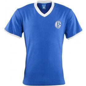 FC Schalke 04 1971/72 Retro Shirt