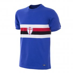 UC Sampdoria 1975/76 Retro Shirt