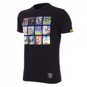 Panini Heritage Fifa World Cup Collage T-shirt | Black
