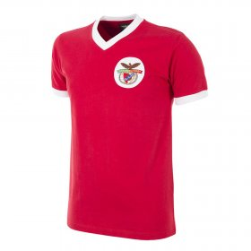 SL Benfica 1974/75 retro shirt