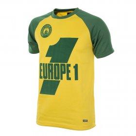 FC Nantes Europe 1980Retro Shirt