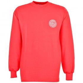 Denmark retro shirt 1960s. First European Championship