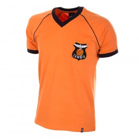 Zambia 1980's Retro Shirt