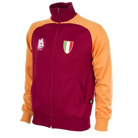 AS Roma 1983 Retro Jacket
