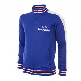 UC Sampdoria 1979/80 Retro Jacket