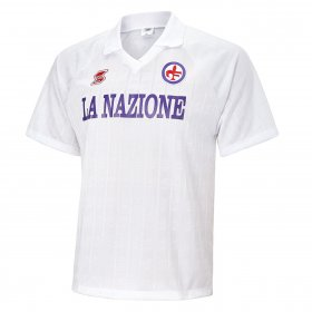 Fiorentina 1989/90 Retro Shirt Away
