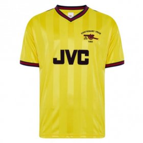 Arsenal 1985-86 away Centenary football shirt