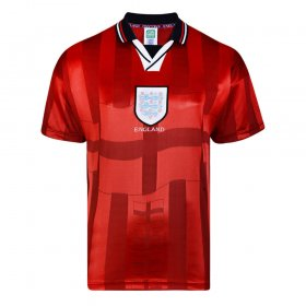 England 1998 Away football shirt