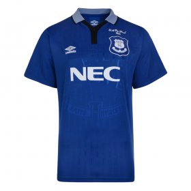 Everton 1994/95 Retro Shirt Umbro