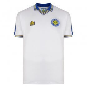Leeds United 1978 Admiral Retro Shirt