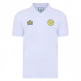 Leeds United 1975 European Cup Final football shirt