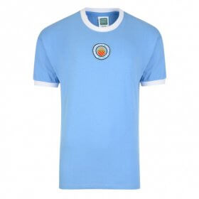 Manchester City 1970 Retro Shirt