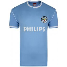 Manchester City 1986 Retro Shirt