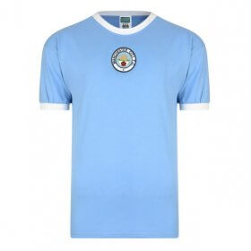 Manchester City 1972 football shirt