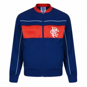 Glasgow Rangers 1984 Retro Jacket