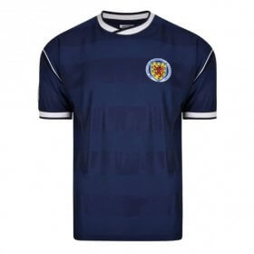 Scotland 1986 football shirt