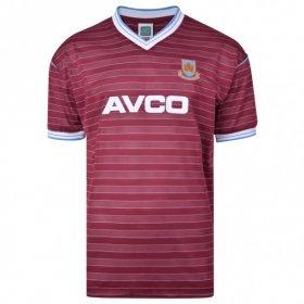West Ham 1986 football shirt