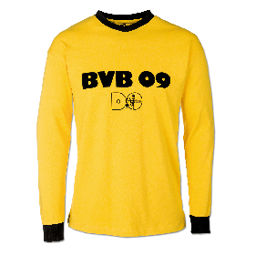 Borussia Dortmund 1975-76 Retro Shirt