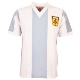 Argentina 1974 Retro Shirt
