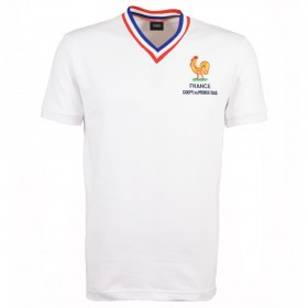 France 1966 Retro Shirt Away