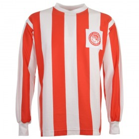 Olympiacos 60-70s Retro Shirt