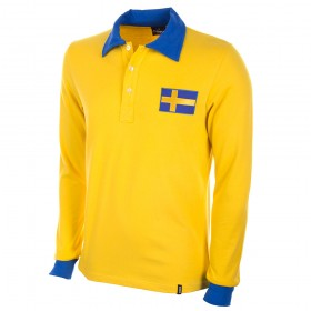 Sweden WC 1958 Retro Shirt