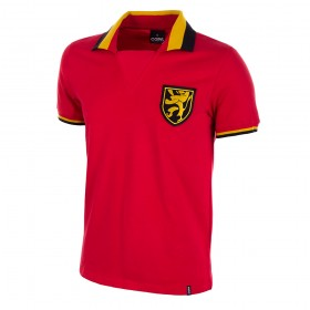 Belgium 1960's Vintage Shirt