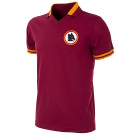 AS Roma 1977/78 Retro Shirt