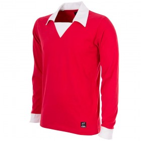 Manchester United 1970's Retro Shirt  George Best