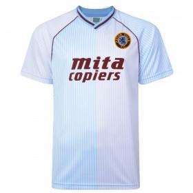 Aston Villa 1988 Away football shirt
